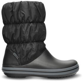 Crocs Winter Puff Stivali Donna, nero